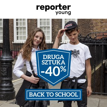 Reporter Young – Back to school!
