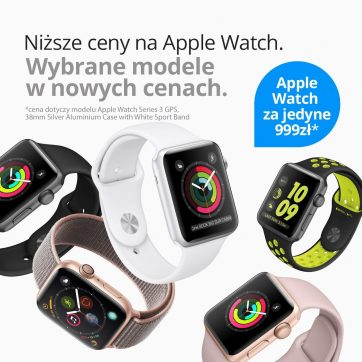 iDream – niższe ceny na Apple Watch
