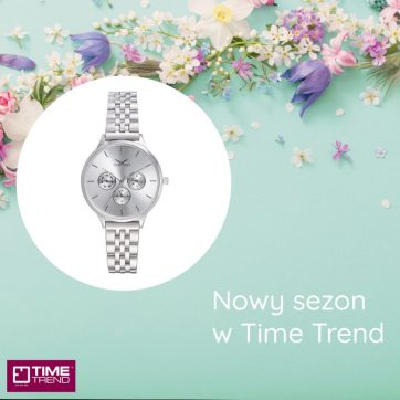 Nowy sezon w Time Trend