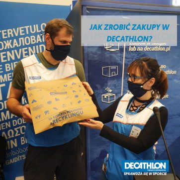 Click&Collect w Decathlon