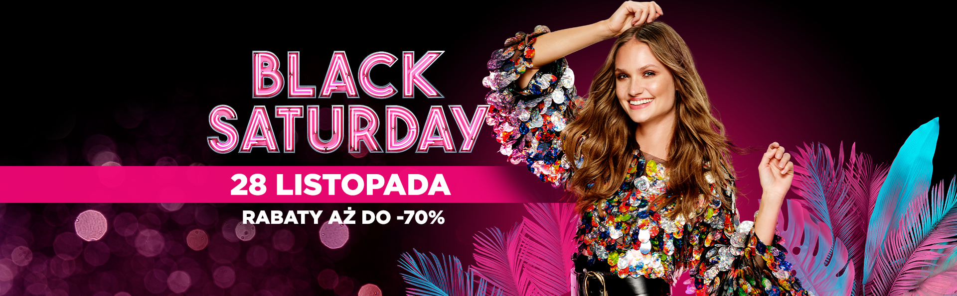 Black Saturday już 28 listopada!